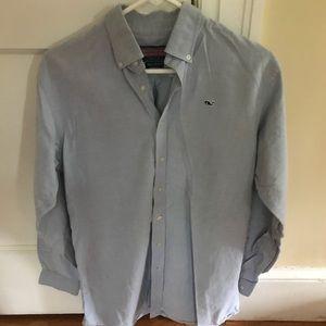 NWOT Vineyard Vine Oxford shirt. Women's XL